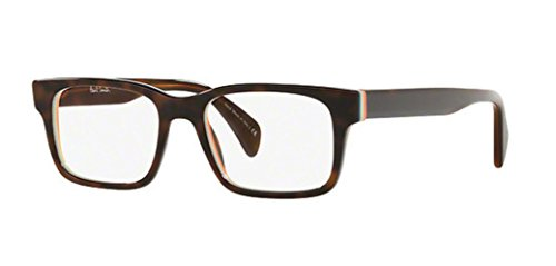 - PAUL SMITH PIRRONI 8033 - 1617 EYEGLASSES DELUXE ARTISTS STRIPE W/ DEMO LENS 50MM