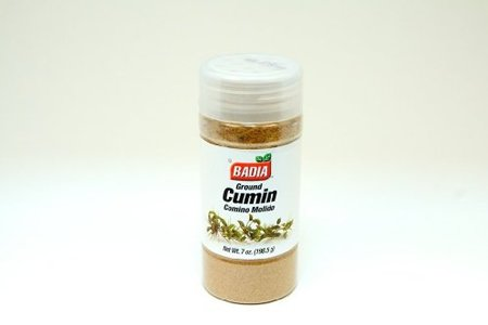 BADIA SPICES, Ground Cumin, Pack of 3, Size 7 OZ