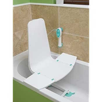 Amazon Com Drive Medical Bellavita Auto Bath Lifter
