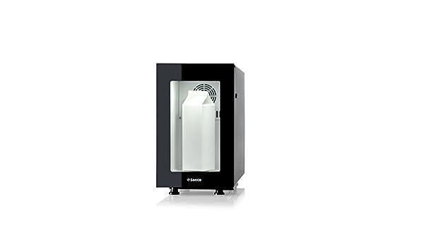 Saeco 10005145 FR - Enfriador de leche (metal, 4 L), color negro ...