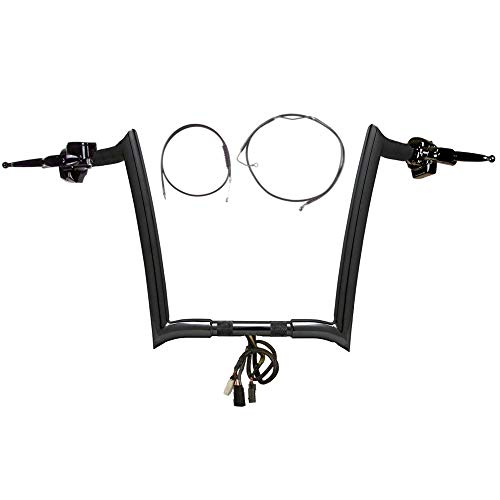 Handlebar Country Switch Cycle (Hill Country Customs Paul Yaffe BBlack 14