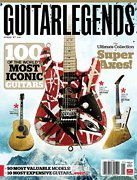Download Guitar World Legends Magazine Back Issue #116 - Magazine PDF
