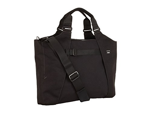 Crumpler The Dederang Heist - black (slate grey and orange interior)