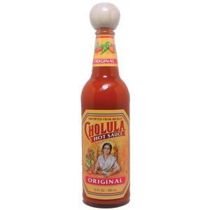 Price comparison product image Cholula Original Hot Sauce, 12 Fluid Ounce