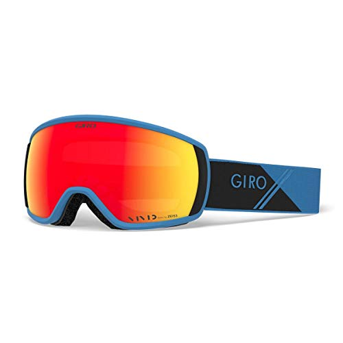 Giro Balance Snow Goggles Blue Sport Tech - Vivid Ember
