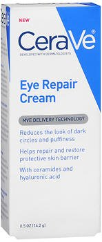 Cerave Eye Repair Cream Ingredients