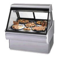 Federal Industries MSG-1054-DF High Volume Refrigerated Seafood & Fish Maxi (Display Case Maxi)