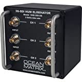 Ocean Matrix 3G-HD-SDI and SDI 3-Channel Video Hum Eliminator-by-Ocean Matrix