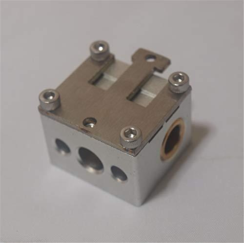 (SweetLove.3D 4pcs Metal Aluminum Alloy Slide Block for 8mm Smooth Rod Timing Belt Tension Guide Slider Block Aluminum Slide )