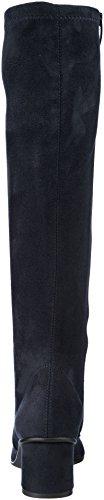 Nr Rapisardi Dames Bottes I1101 Bleu (chamois Marine)