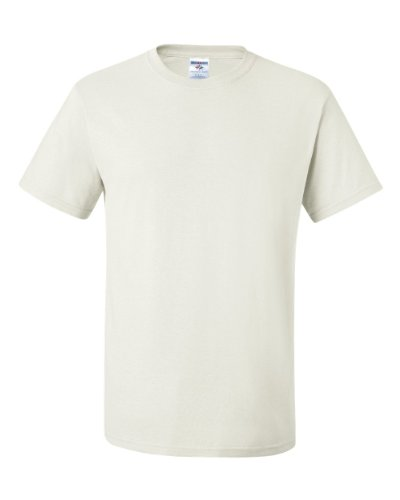 Jerzees Dri-Power Mens Active T-Shirt Small White