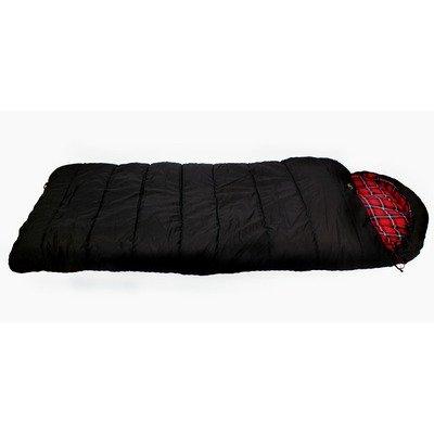 Ledge Sports Montana -30 F Degree XXL Oversize Sleeping Bag (96 X 44), Outdoor Stuffs