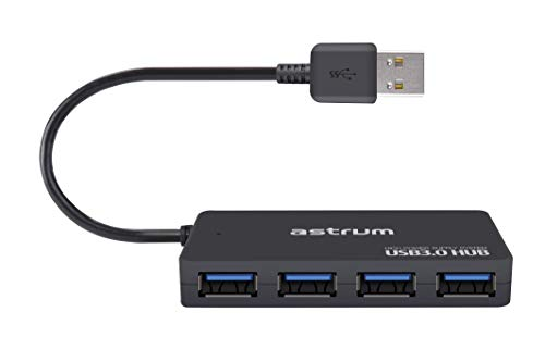 Astrum UH340 USB 3.0 4 Ports Multi Port Hub