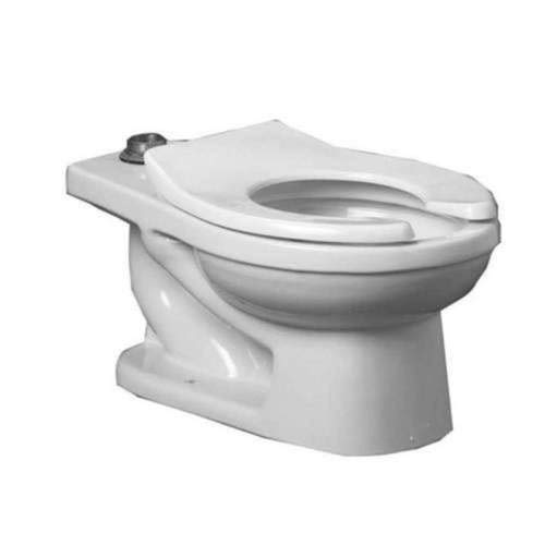 PROFLO PF1700BBHEWH High Efficiency Elongated Toilet Bowl Only by ProFlo