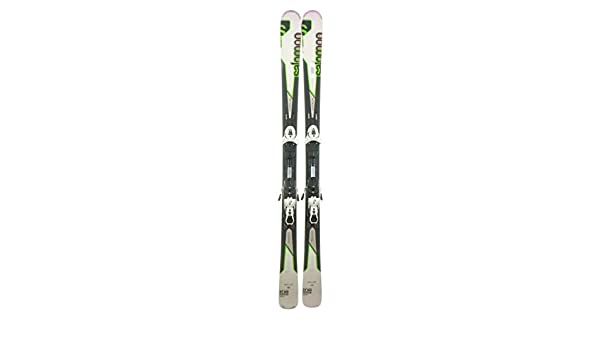exclusive deals outlet store sale classic style Used 12-13 Salomon Enduro XT 800 Ski with Z12 Binding 168cm ...