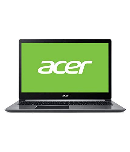 Acer Swift 3 15.6-inch FHD Thin and Light Laptop (RYZEN 5/8GB/1TB/Windows 10 Home 64 bit/Integrated Graphics), Steel Gray