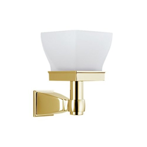 i: Mini Candle Sconce - Brilliance Brass Finish ()