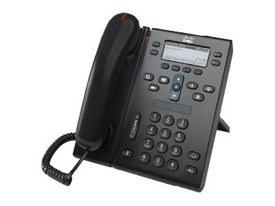Cisco Unified IP Phone 6941, Charcoal, Standard Handset (CP-6941-C-K9=)