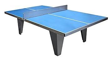 5145b108b CREBER Mesa Tenis De Mesa Exterior  Tabarca   Amazon.es  Deportes y ...