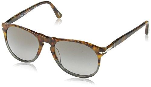 Persol Men's PO9649S Sunglasses Fuoco E Ardesia / Grey Gradient Polar - Persol Price