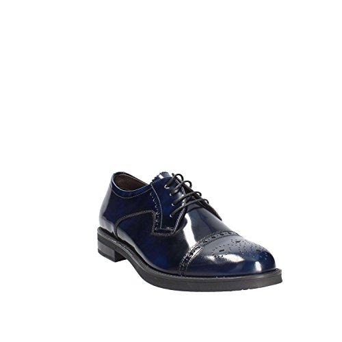 Stonefly 109650 Lace-Up Heels Man Blau
