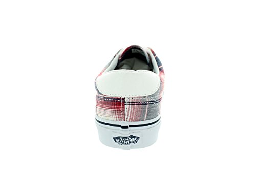 Vans Classic Womens Era 59 Textile Trainers Red