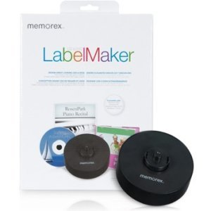 Memorex CD/DVD Labelmaker Kit ()