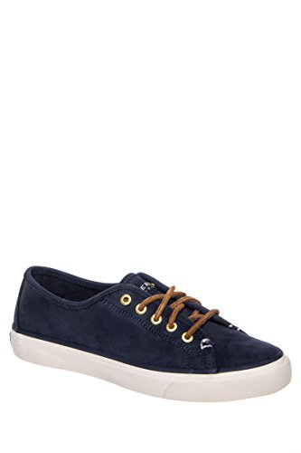 New Sperry Women's Seacoast Washable Sneakers Navy 7