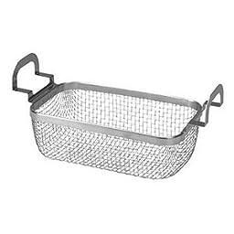 Branson Basket, Stainless Steel, 1/2 Gallon Capacity