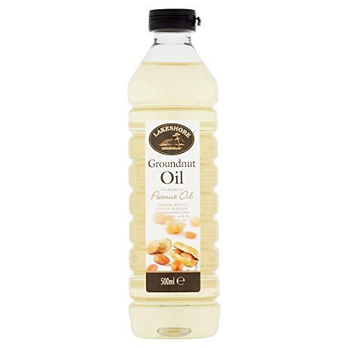PACK OF 3 - Lakeshore Peanut Oil (500 Millilitre)
