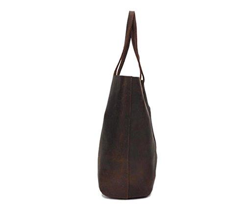 dark tracolla regalo a borsa borsa perfetto brown SHOUTIBAO mano borsa bambino portafoglio a Tote brown borsa cPwWqBY6