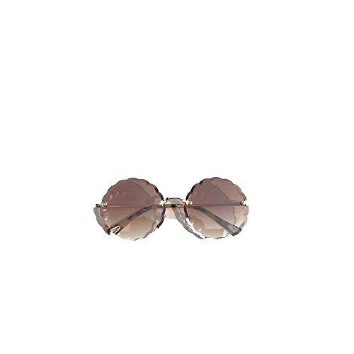 lunettes en soleil Lunettes rondes de lunettes de ondulée Lunettes Caféine soleil dentelle 6 Shop assiette de soleil de soleil 0qFnp67xRw