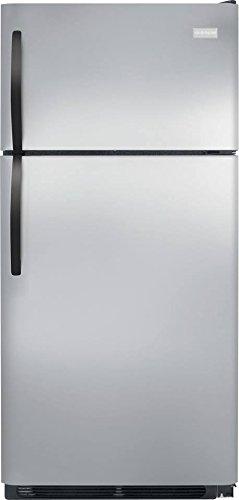 Frigidaire FFHT1514QS 28″ Top-Freezer Refrigerator, Stainless