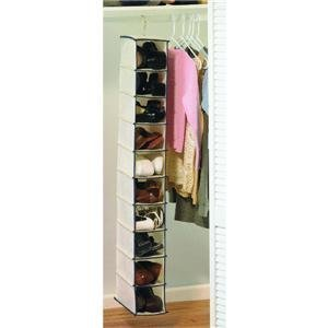 Bajer Design 6696 Storage Hanging Shoe Organizer by Bajer