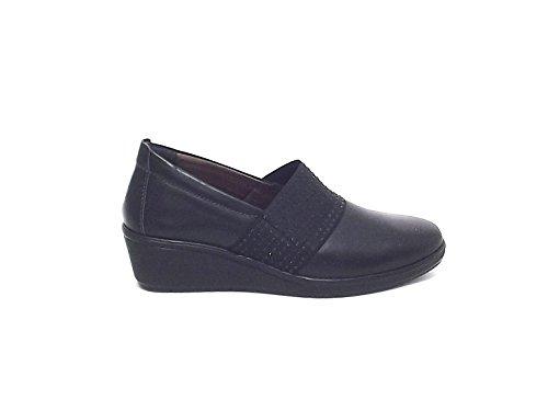 Susimoda scarpa donna, 8522, pelle nero A6102