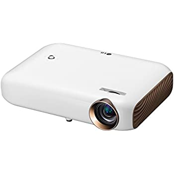 LG Electronics PW1500 LED Projector with Bluetooth Sound and Screen Share (2016 Model)