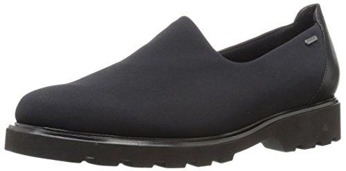 Ara Womens Hope Loafer Black Fabric