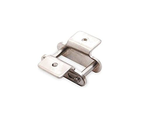 1.5 Pitch US Tsubaki C2060HASK1CL Connecting Roller Link 2.17 Length C2060H ANSI Chain Number Double