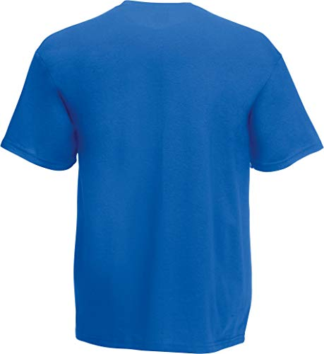 Uomo Blu The Premium shirt Super Fruit T Of Loom gaqW8R0