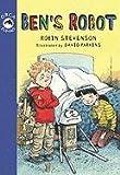 Ben's Robot, Robin Stevenson, 1554691532