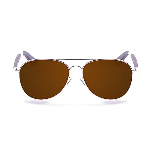 Paloalto Sunglasses P18110.16 Lunette de Soleil Mixte Adulte, Marron