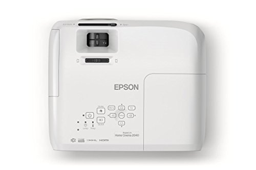 Epson Home Cinema 2040 1080p 3D 3LCD Home Theater Projector by Epson (Image #4)