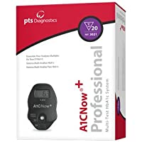 A1CNow+ System (Monitor w/20 Strips) PTS Diagnostics (Diabetes)