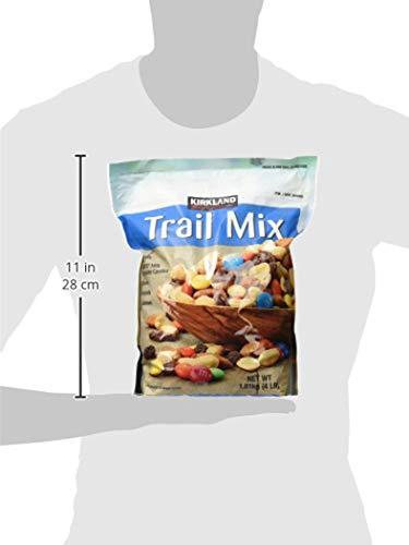 Signature Trail Mix, Peanuts, M & M Candies, Raisins, Almonds & Cashews, 4 lb, 3 Pack