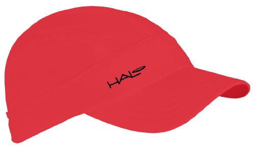 Halo Headbands Sweatband Sports Hat Red