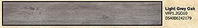 "Elegant Furnishings - Peel 'N' Stick Vinyl Planks (10 Pack) - 6"" x 36"""