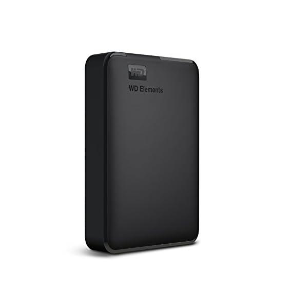 Western Digital BS4B0020BBK-WESN My Passport 2TB Portable External Hard Drive (Black)