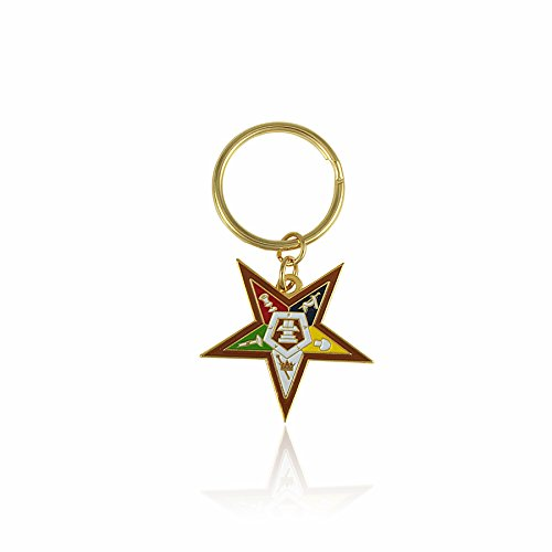 Order of the Eastern Star Key Chain ()