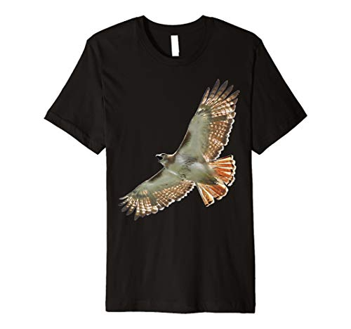 BHymer Red Tail Hawk Premium T-Shirt