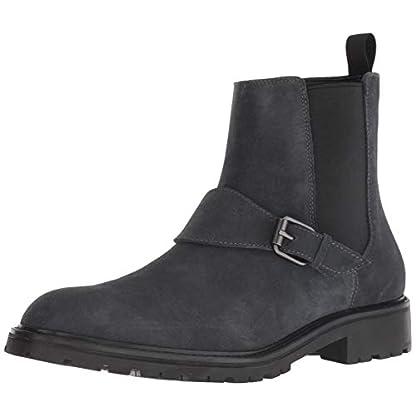 Calvin Klein Men's Upton Calf Suede Ankle Boot 1